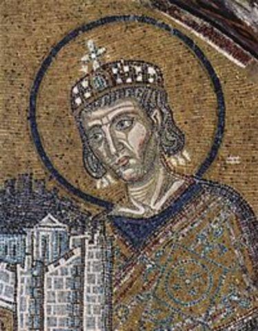 CONSTANTINO. (Naissus, 27 de febrero de c. 272– Nicomedia, Bitinia y Ponto, 22 de mayo de 337)