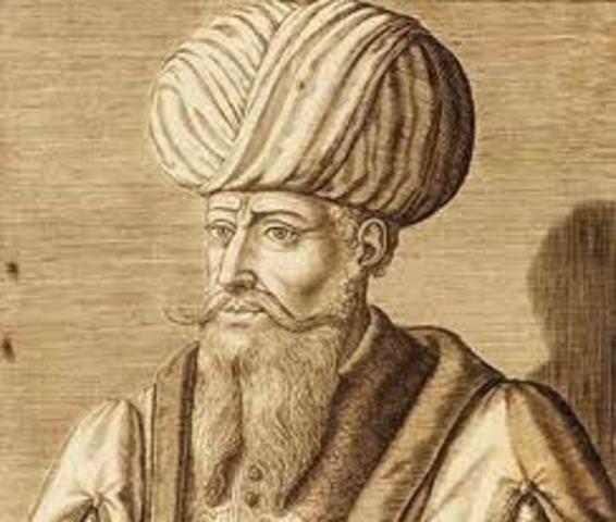 Mahoma. (La Meca, c. el 26 de abril de 562/570/571/572 — Medina, 8 de junio de 632)