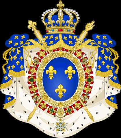 Empieza el gobierno de la Dinastía Borbónica 1700