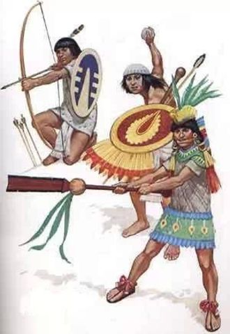 Educación Física Aztecas