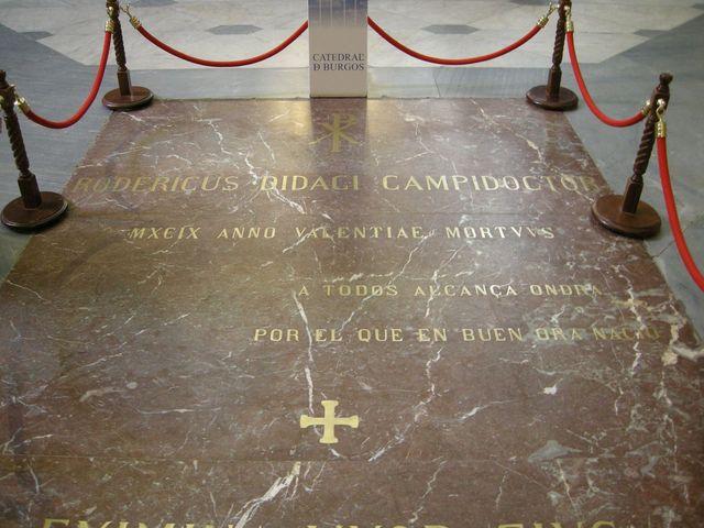 Muere el Cid Campeador
