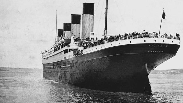 Radio and the Titanic