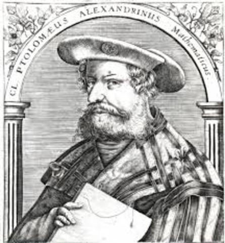 ptolemy's geography revolutionizes mapmaking
