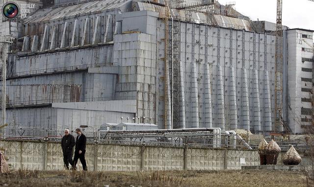 Accidente en la central nuclear de Chernobyl