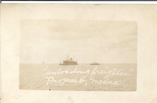 At Sea, USS Wheeling
