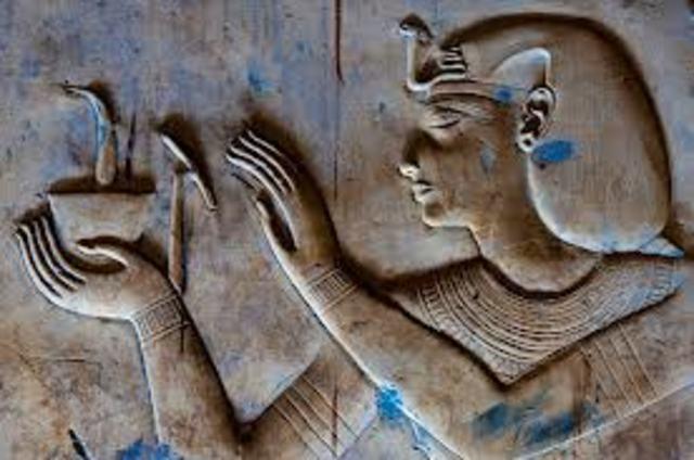 BCE. Ancient Egyptian doctors.