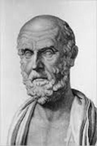 BCE. Hippocrates
