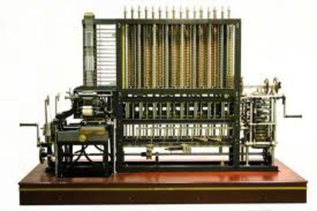 Máquina de diferenças de Babbage