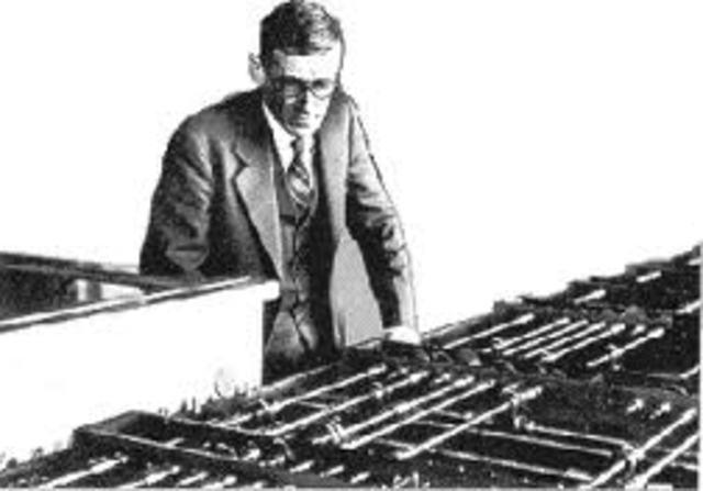 Analisador diferencial (Vannevar Bush)
