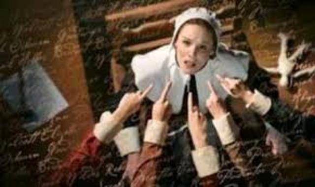 Salem Witch Hunts