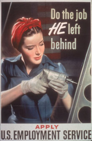 Government Starts to Encourage Women to Enter the Workforce