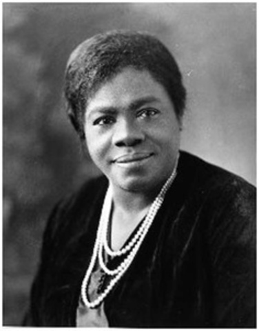 Mary McLeod Bethune Leads the Black Cabinet