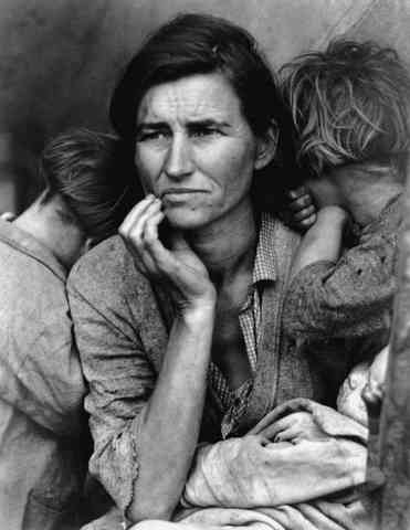Dorothea Lange Becomes a Well-Respected Photographer