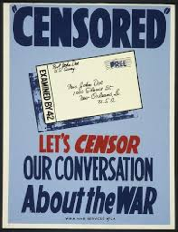 The Office of Censorship