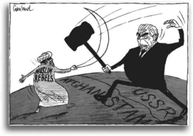 Soviet Invasion of Afganistan