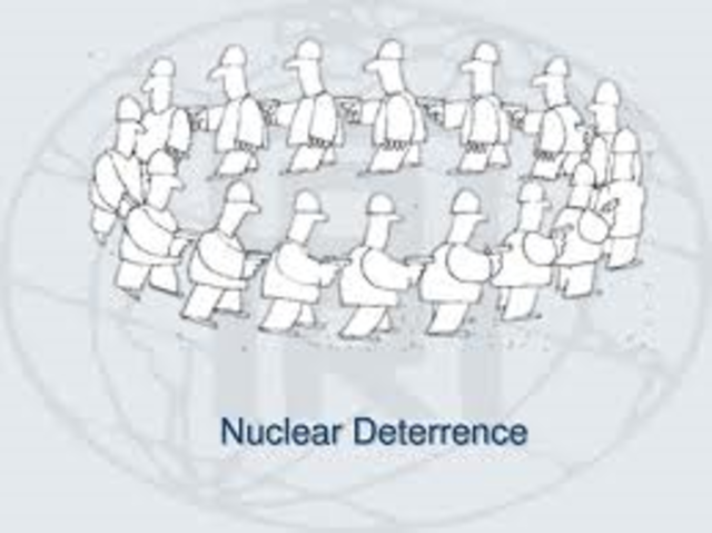 Nuclear deterent