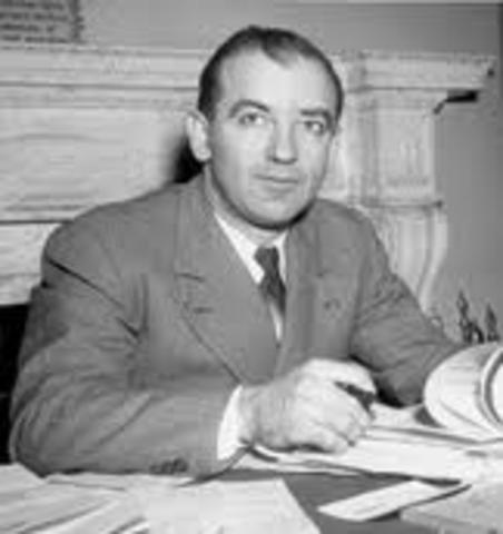 Joseph McCarthy Speech