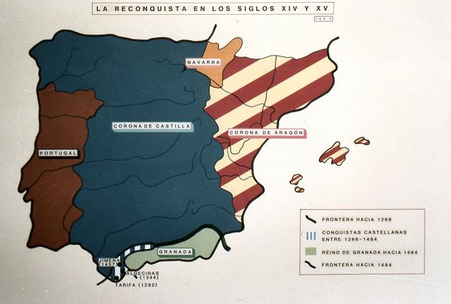 Las Navas de Tolosa. Reconquista