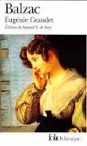 Ecriture d' Eugenie Grandet et Rencontre de Mme Hanska