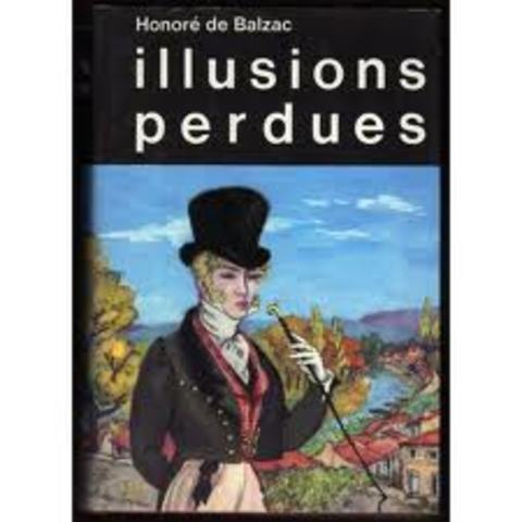 Début de l'écriture d'Illusions perdues