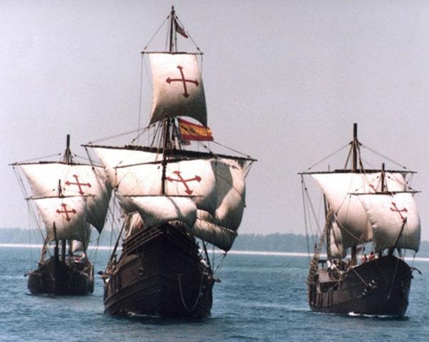 Colón hacia las Américas