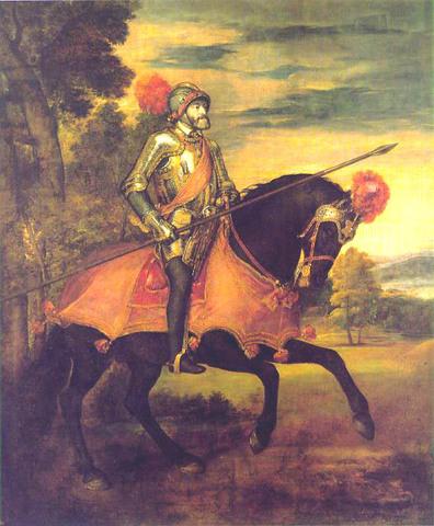 Carlos I, proclamación como Rey