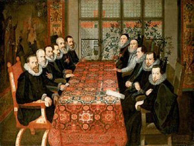 Pacto de Londres. Felipe III