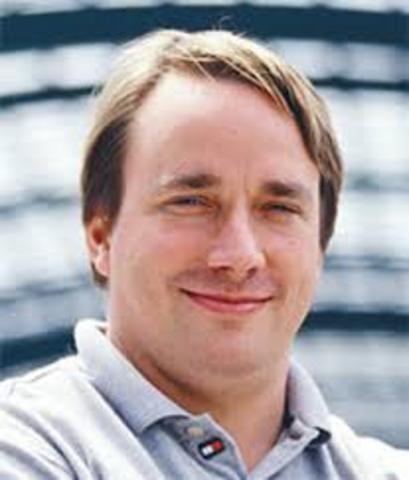 Linus Torvald  lança o sistema operacional Linux com código-fonte aberto.