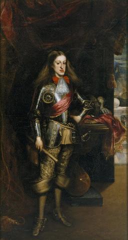 Sucesión. Carlos II