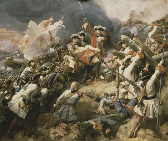 Sucesión. Felipe V
