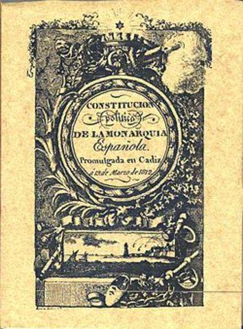 Constitución de Cádiz (la Pepa)