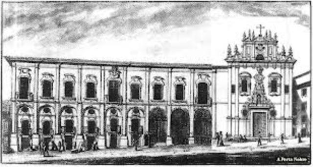 Fundação do Banco de Lisboa (futuro Banco de Portugal).