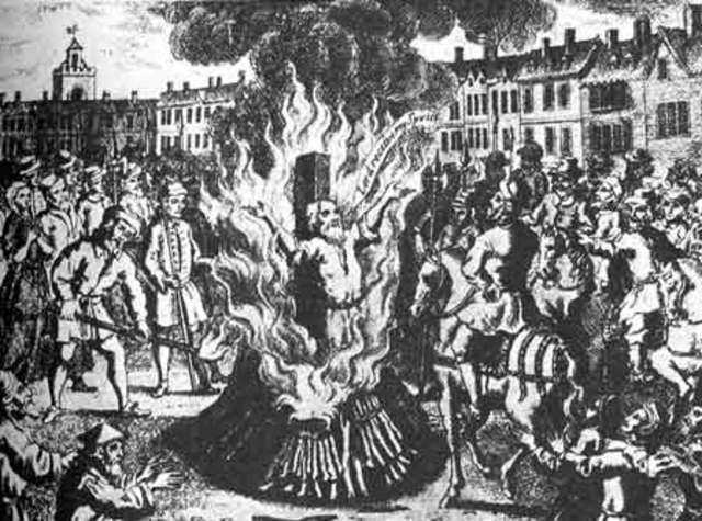 Extinção do Tribunal do Santo Ofício - a Inquisição.