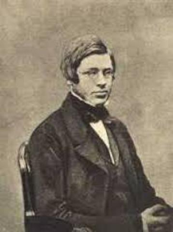 Alfred Russel Wallace is born!