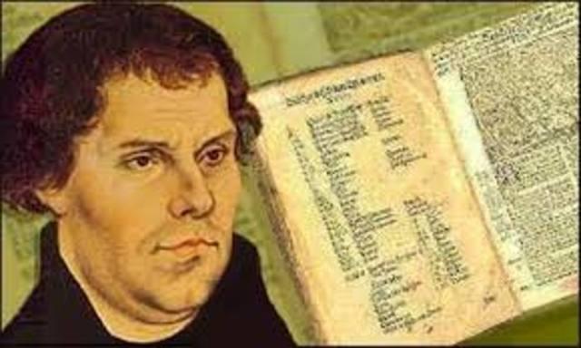 RELIGIÓN: Lutero