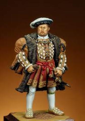 MUNDO: Enrique VIII de Inglaterra