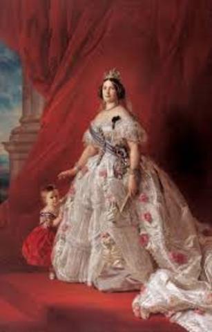 ESPAÑA: Isabel II