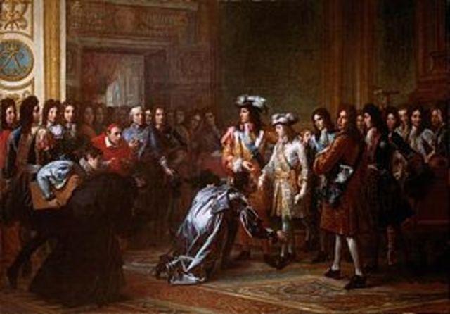 ESPAÑA: Felipe V (retoma el trono)