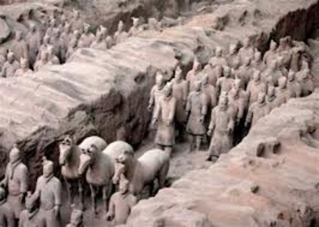 Qin Soldiers