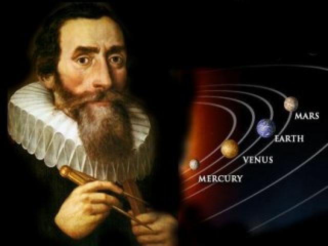 Johannes Kepler descubre las leyes del movimiento de los planetas.