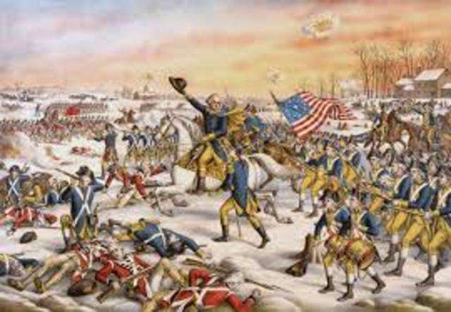 Inicio Guerra de Independencia.