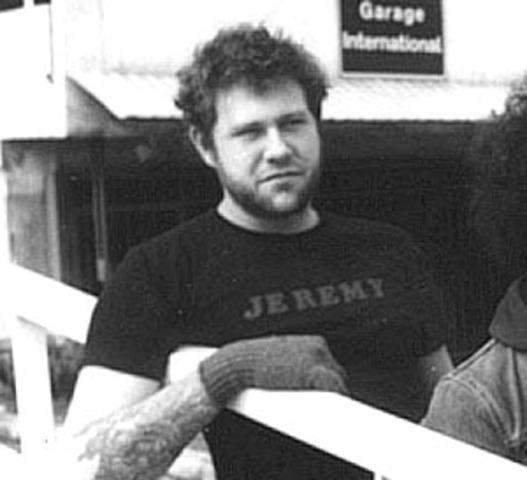 Jeremy Michael Ward