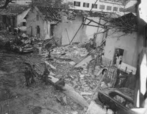 Terrorist Attacks in Saigon