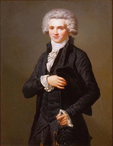 Robespierre viene giustiziato