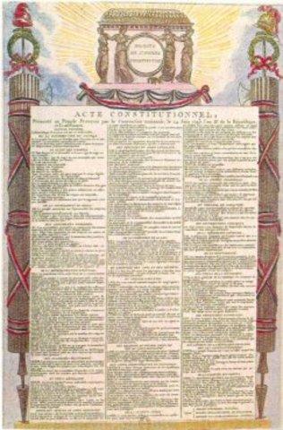 Costituzione del 1791