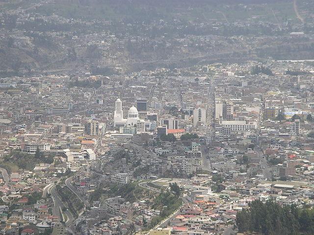 Ambato, Ecuador declares independence