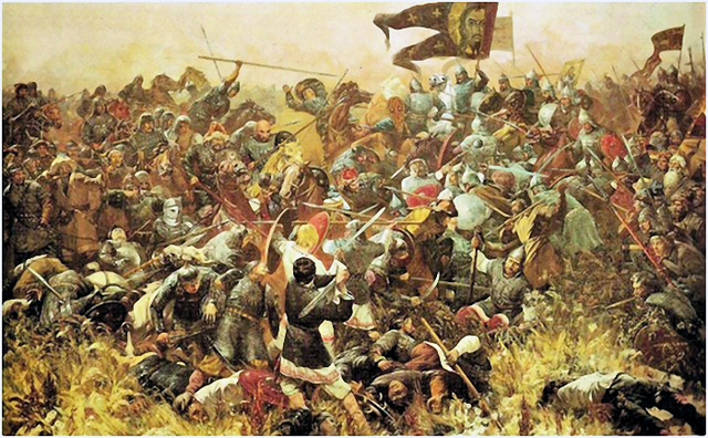 Куликовская битва