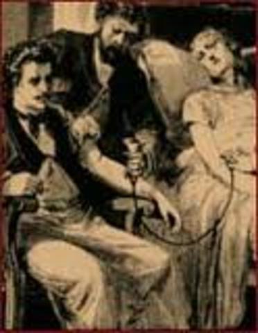 Alfred von Decastillo and Adriano Sturli