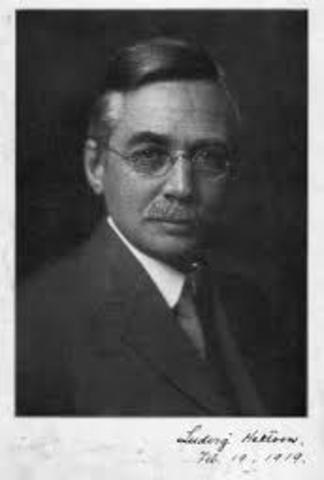 Dr. Ludvig Hektoen