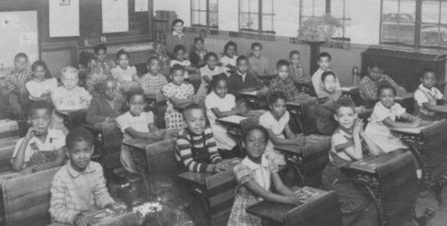 Brown v. Board of Education of Topeka, Kensas